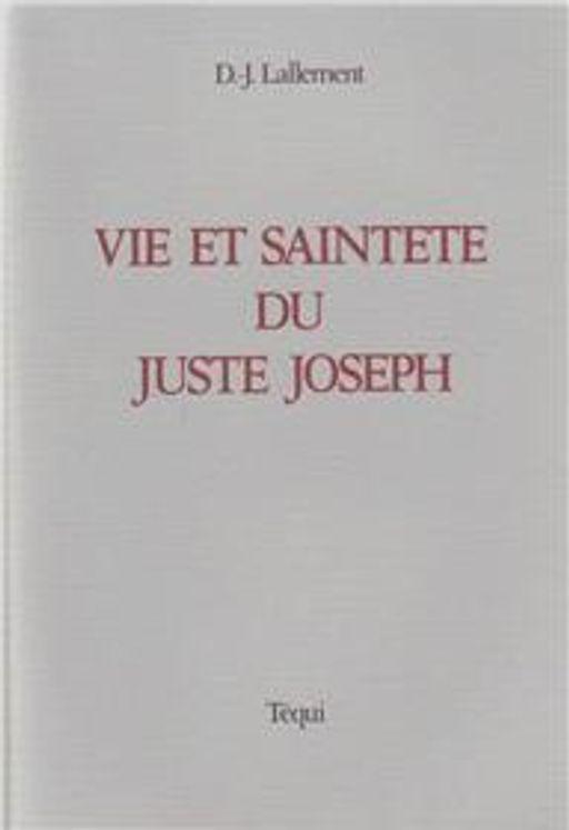 Vie et sainteté du juste Joseph