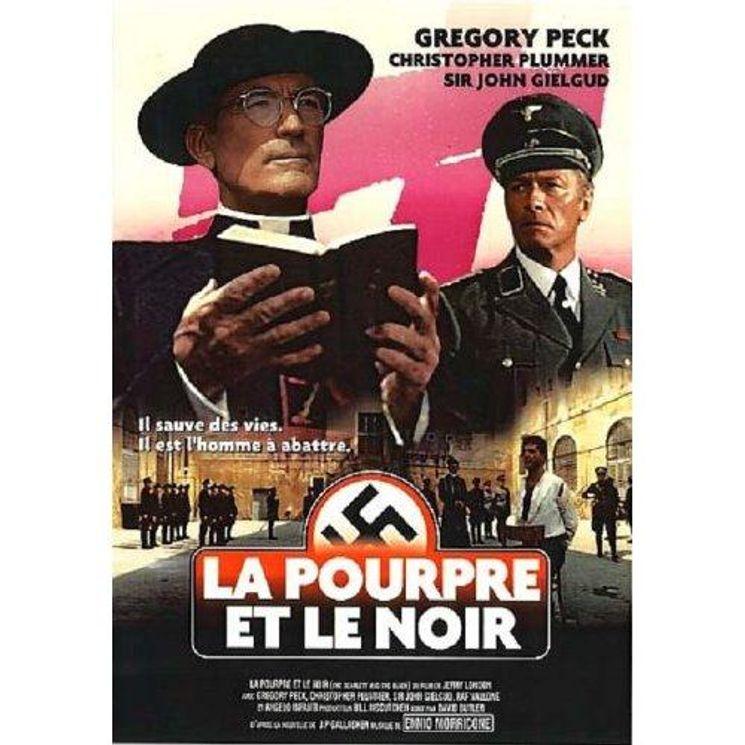 La Pourpre et le noir  - DVD