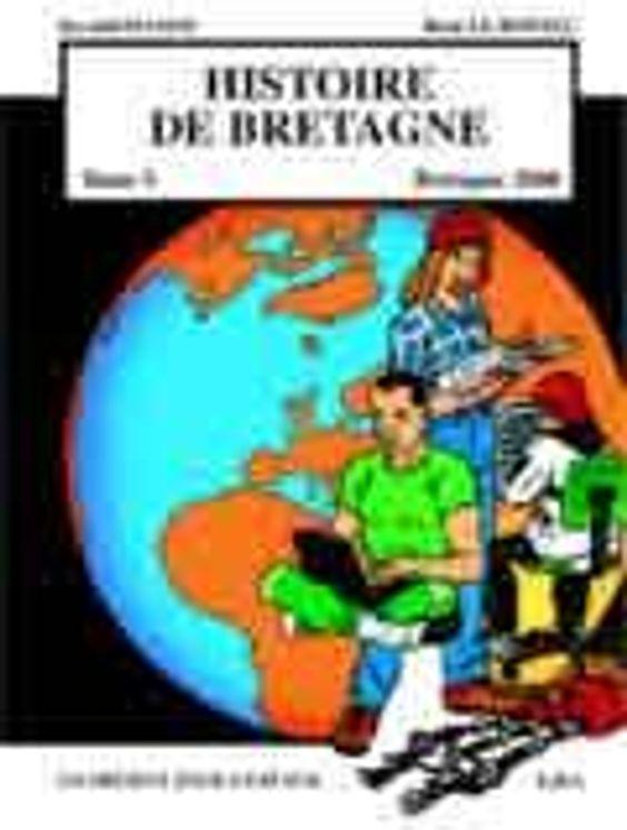 Histoire de Bretagne T9