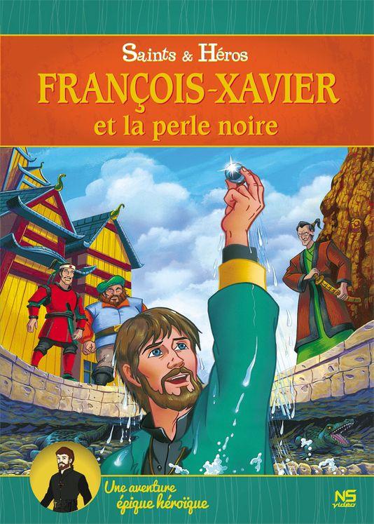 Francois-Xavier et la perle noire - DVD