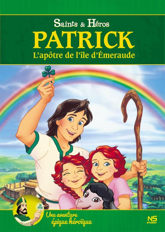 Patrick l'apôtre de l'île d'Emeraude - DVD