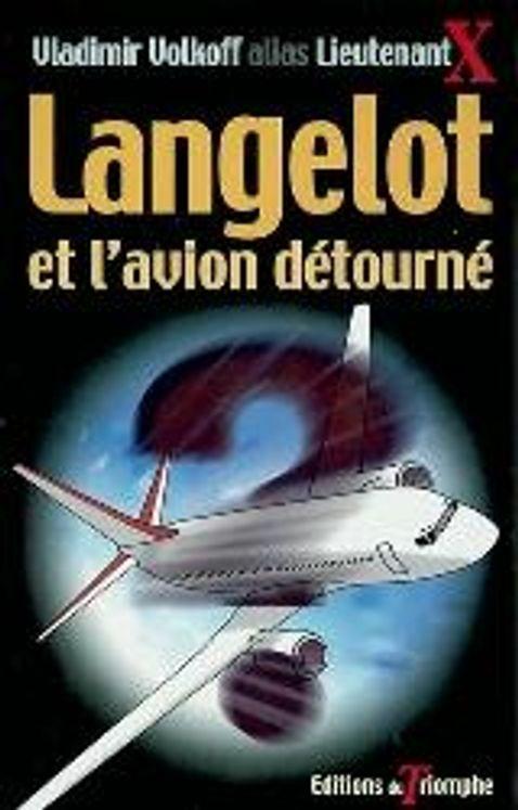 Langelot 18 - Langelot et l'avion détourné
