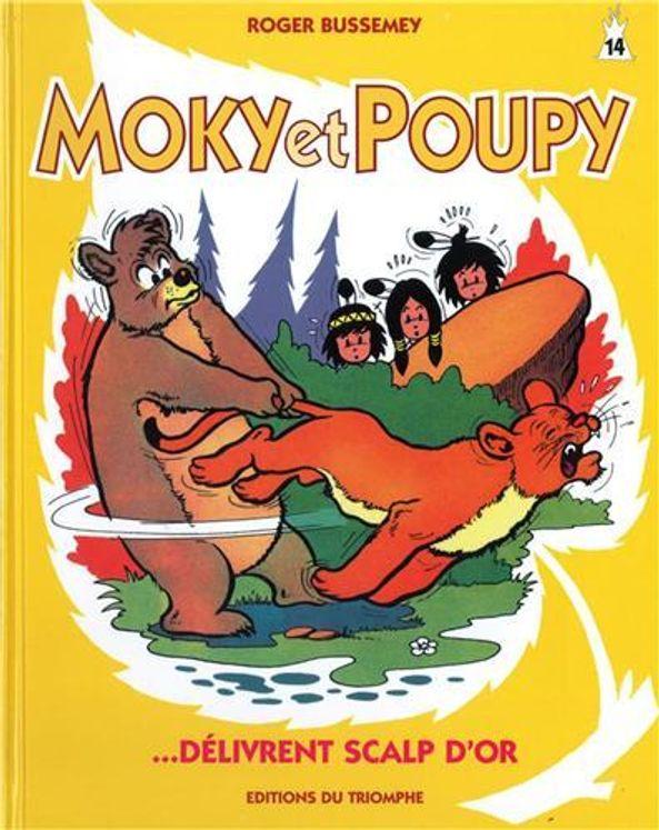 Moky et Poupy 14 - délivrent Scalp d'Or
