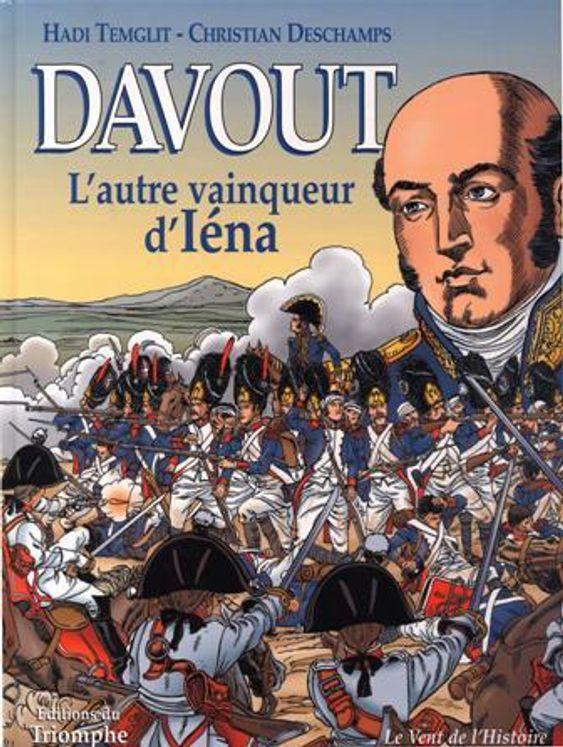 Davout - L'autre vainqueur d'Iéna - BD