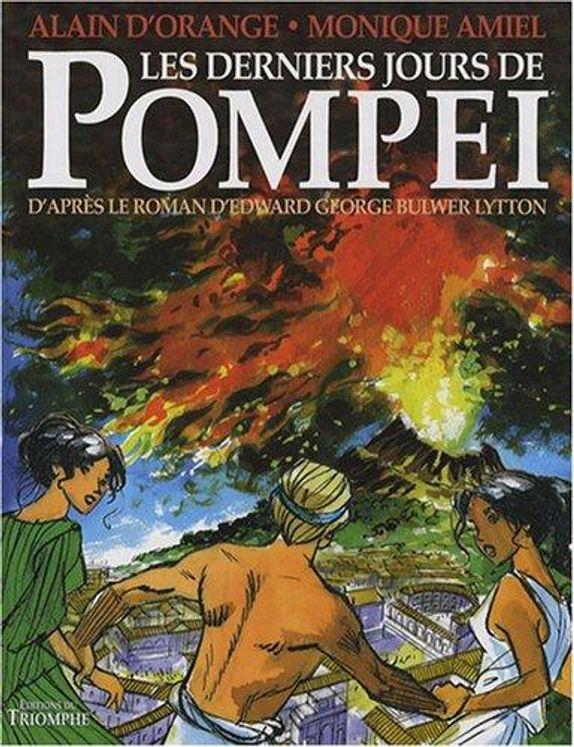 Les derniers jours de Pompéi - BD