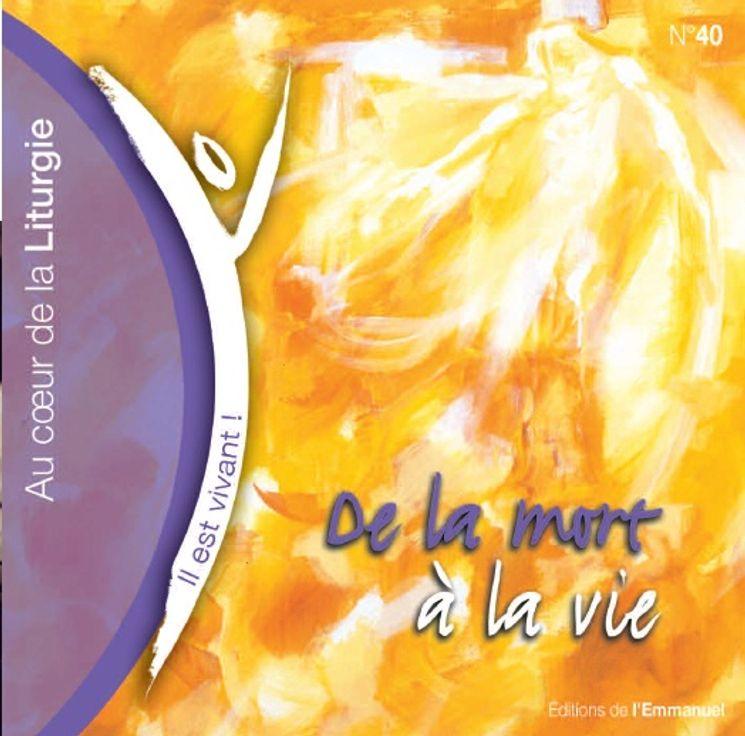 CD Il est vivant ! De la mort à la vie - CD 40