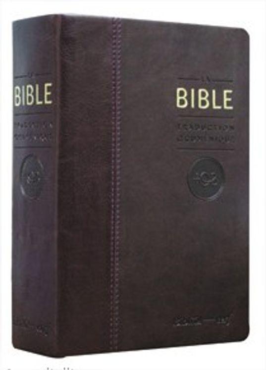 La Bible TOB Skyvertex bordeaux (édition 2010)