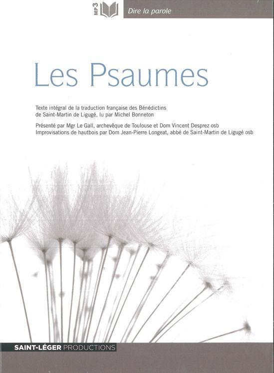 Les Psaumes - Audiolivre MP3