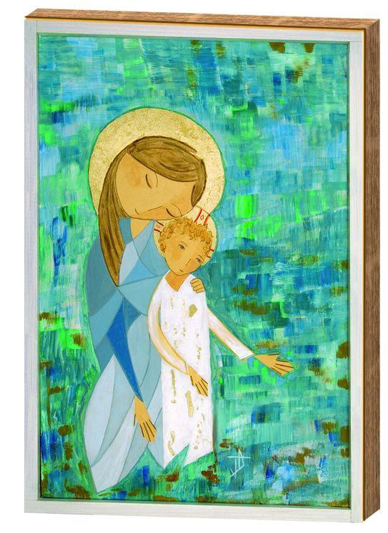 Marie gardait toutes ces choses en son Coeur