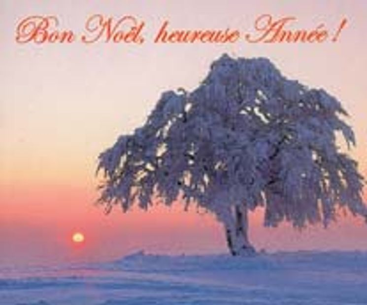 MP64 -Bon Noël, heureuse Année!