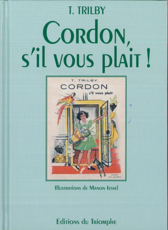 Cordon, s´il vous plait !