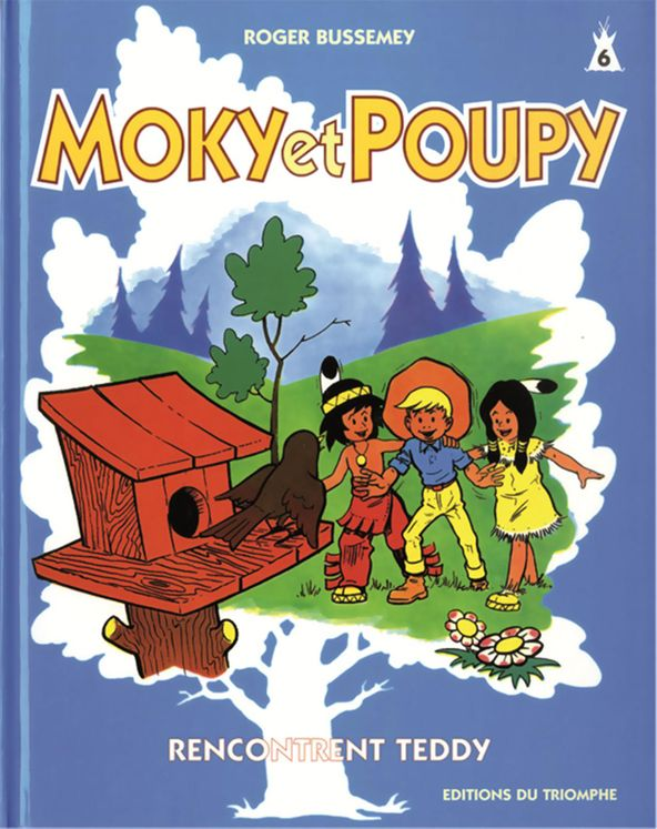 Moky et Poupy 06 - rencontrent Teddy