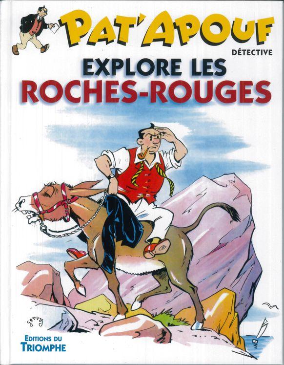 Pat'Apouf 07 - Pat'Apouf explore les Roches-rouges
