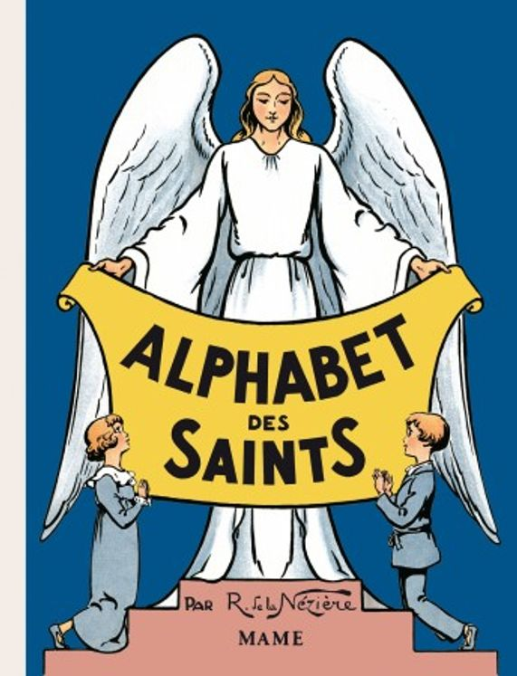 L´alphabet des Saints