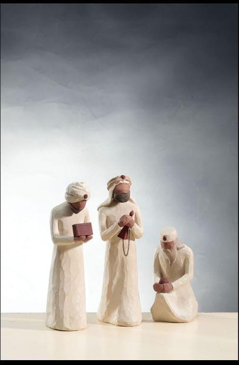 Les trois rois mages Willow Tree (Three Wise Men)
