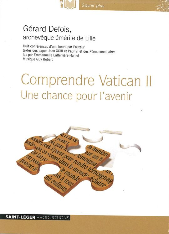 Comprendre Vatican II - Audiolivre MP3