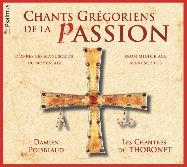 Chants grégoriens de la Passion