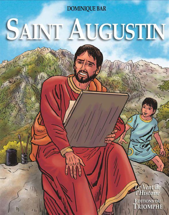 Saint Augustin - BD