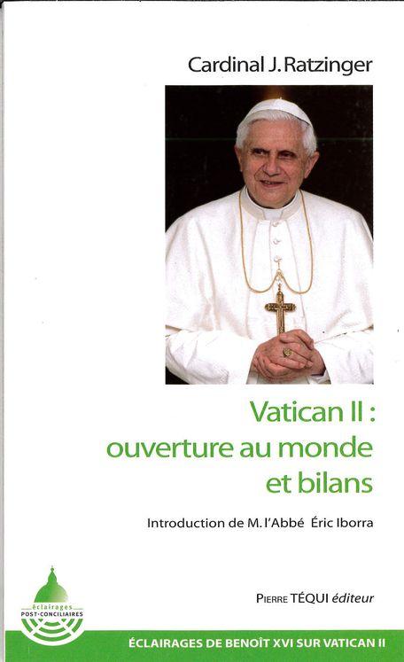 Vatican II: ouverture au monde et bilans