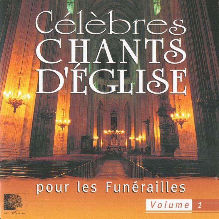 Célèbres chants d´église pour les funérailles vol 1, CD