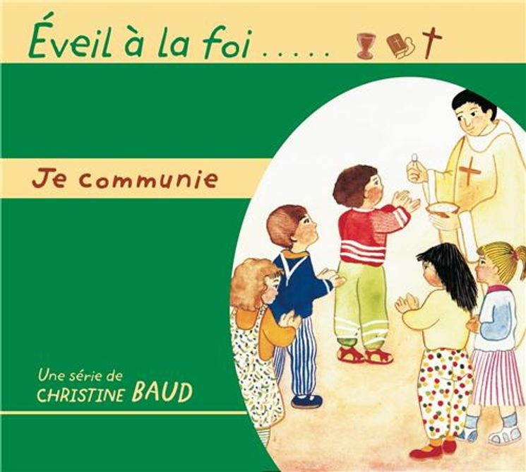 Je communie - CD