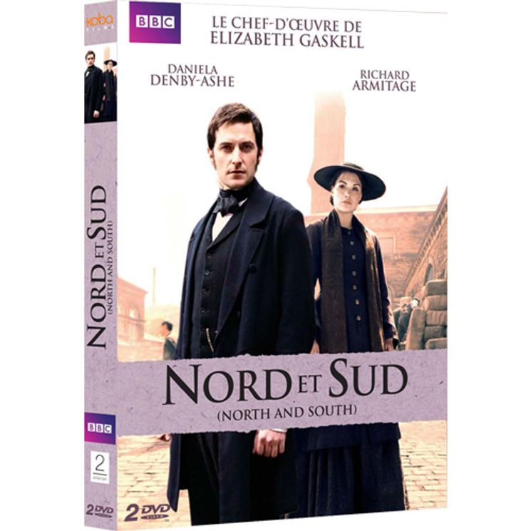 Nord et Sud (North and South) - Coffret 2 DVD