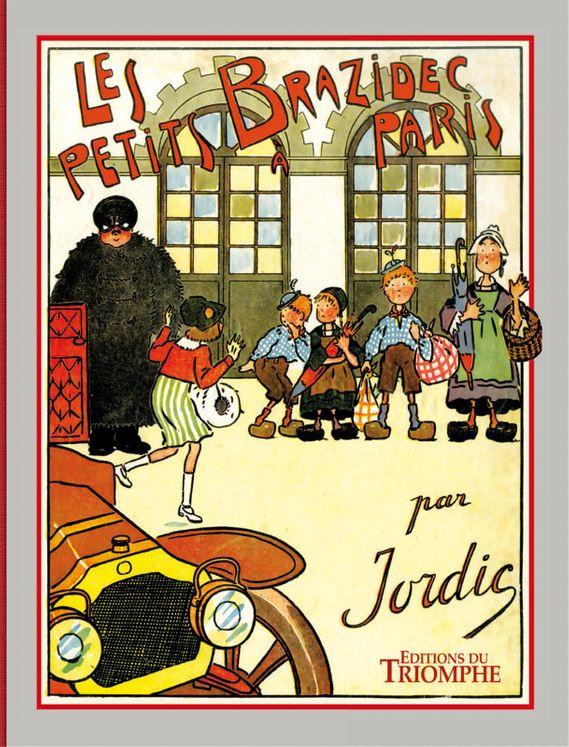 Les petits Brazidec à Paris