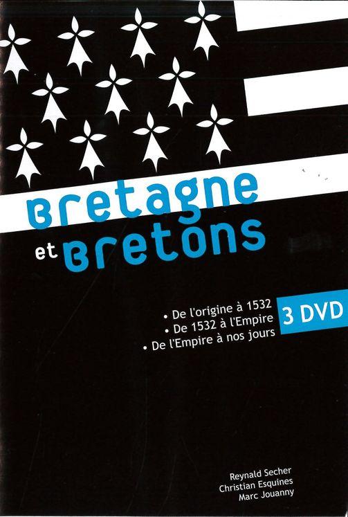 DVD Bretagne et Bretons - 3 DVD