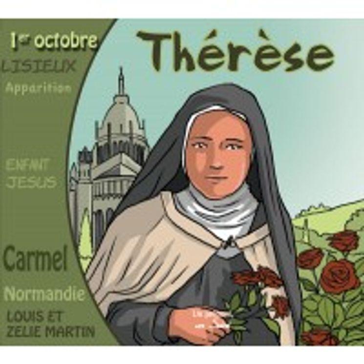 Sainte Thérèse  de Lisieux  CD   Les messagers de Dieu