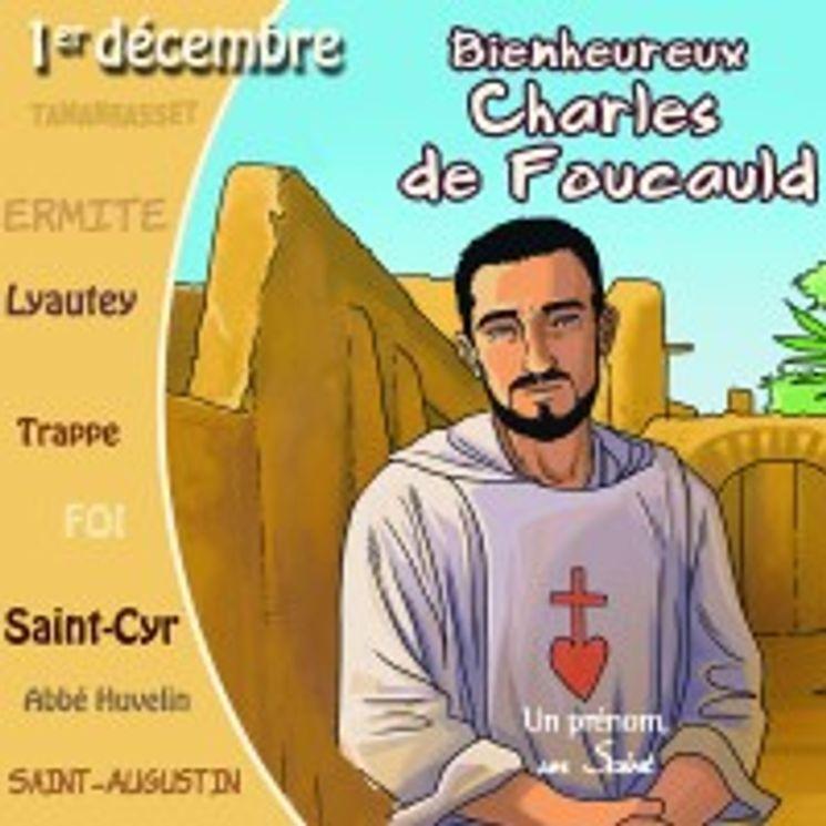 Bienheureux Charles de Foucauld  CD   Les messagers de Dieu
