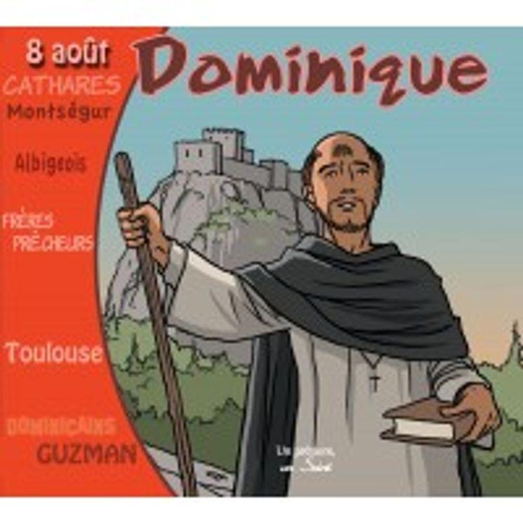 Saint Dominique CD   Les messagers de Dieu