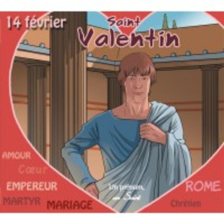 Saint Valentin CD   Les messagers de Dieu