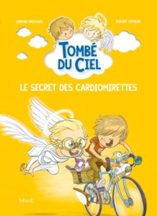 Le secret des cardiomirettes - Tombé du ciel Tome 3