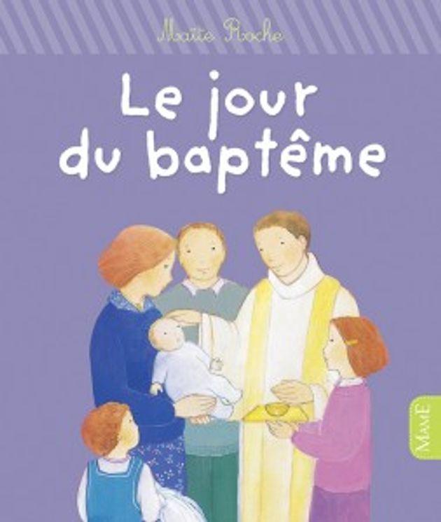 Le jour du baptême -   Premiers pas dans la foi