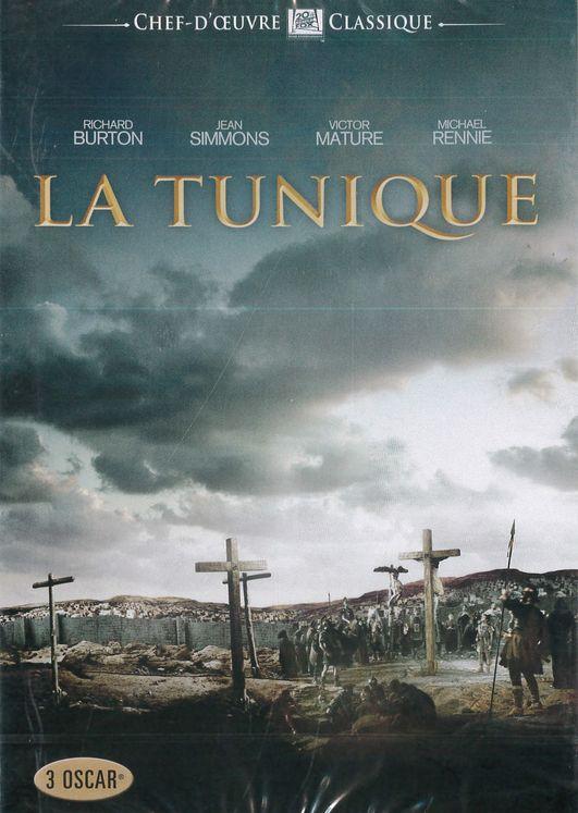 DVD - La tunique