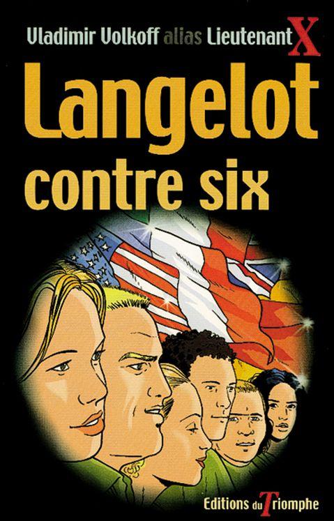 Langelot 09 - Langelot contre six