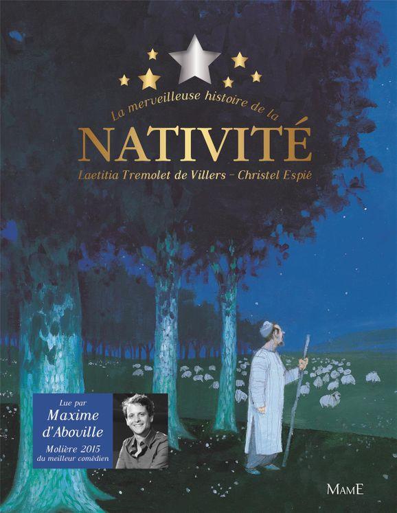 La merveilleuse histoire de la Nativité  Livre + CD