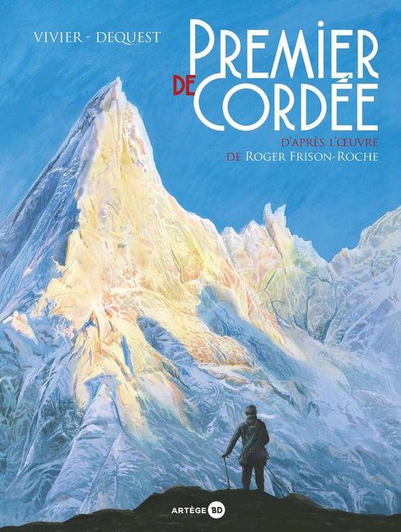 Premier de cordée - BD  Nouvelle Edition