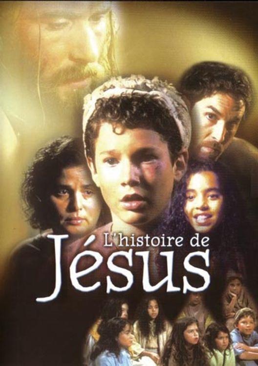 L histoire de Jésus - DVD