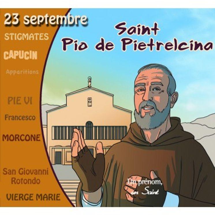 Saint Pio de Pietrelcina CD