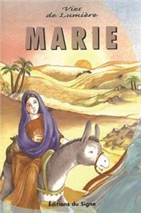 Marie - Vies de Lumiere