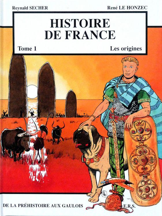 Histoire de France T1