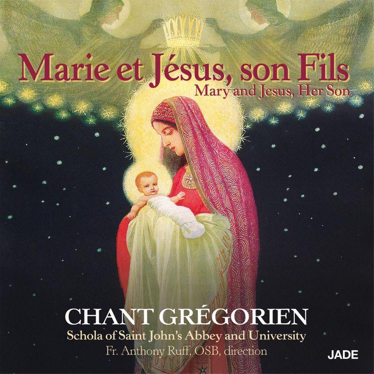 Marie et Jésus, son fils - CD