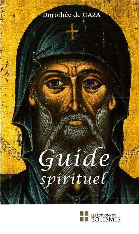 Dorothée  de Gaza - Guide Spirituel