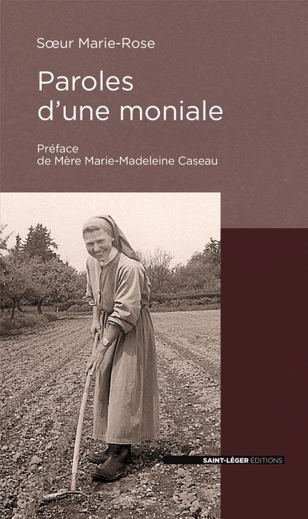Paroles d´une moniale