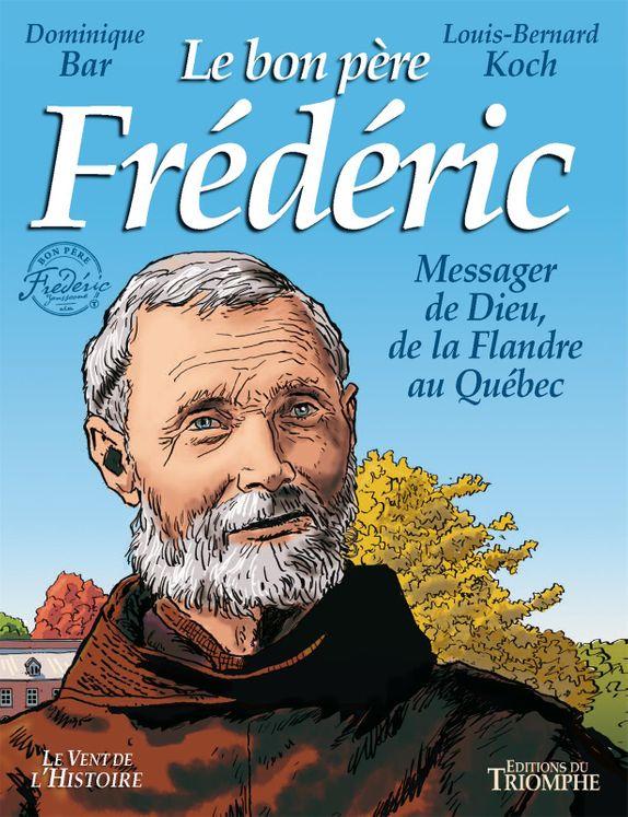 Le bon père Frédéric BD