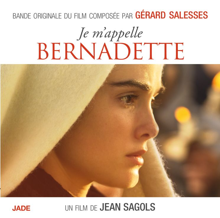 Je m´appelle Bernadette - Bande originale du Film - CD