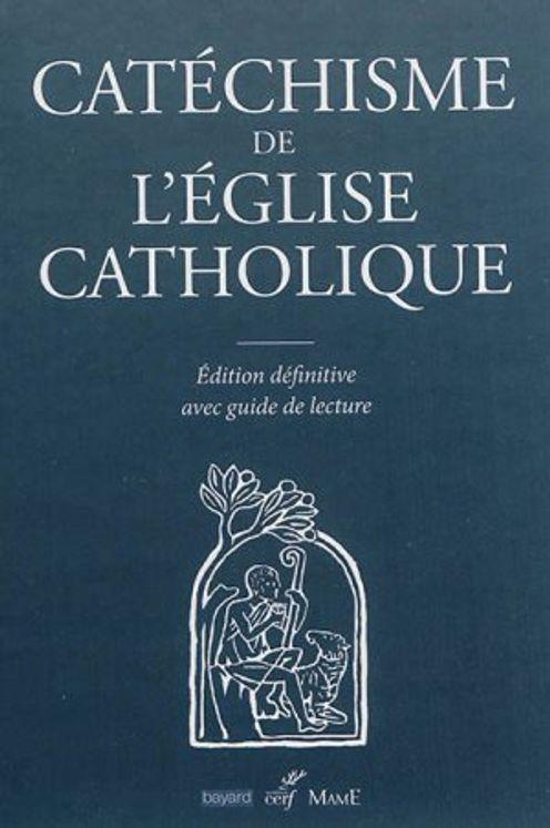 Catéchisme de l´Eglise catholique édition définitive