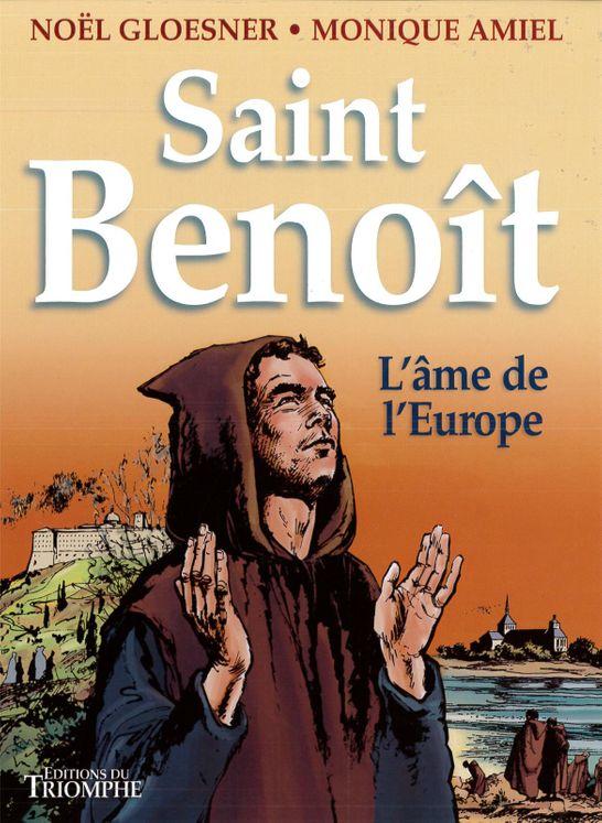 Saint Benoît BD