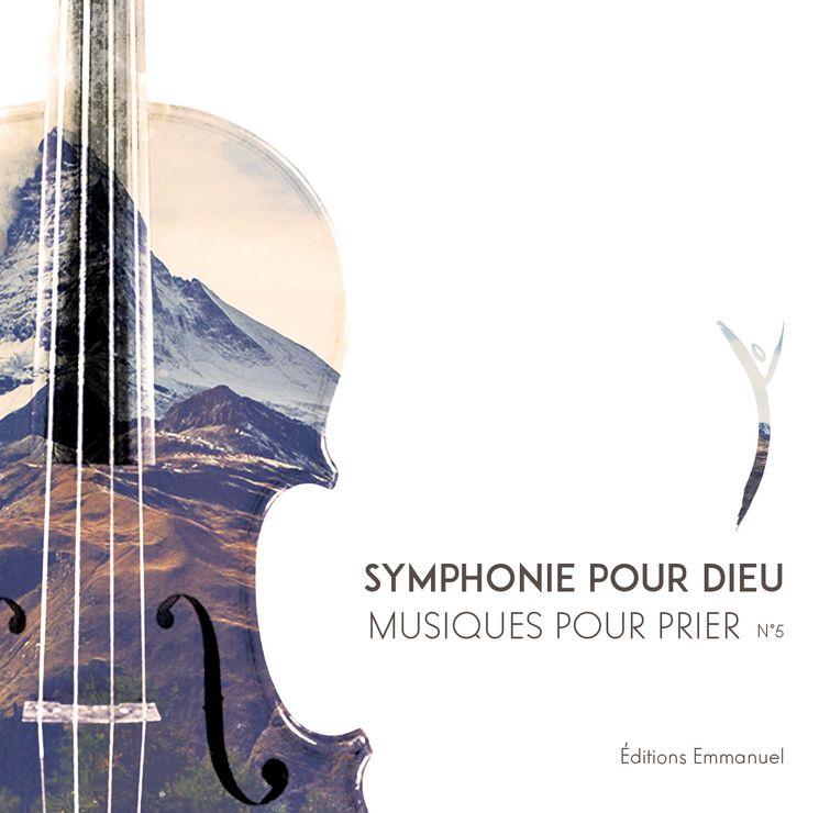 CD Il est Vivant ! Musiques pour prier n° 5 - Symphonie pour Dieu - CD 59
